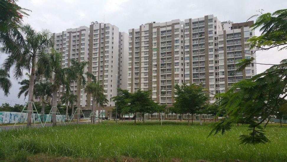 hình ảnh căn hộ happy city