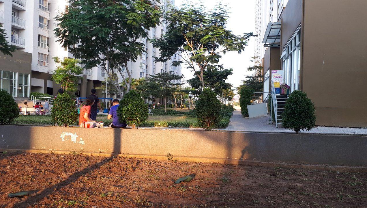 hình ảnh thực tế căn hộ happy city